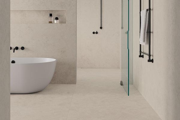浴室岩板墙面