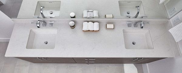 浴室石英石台面02