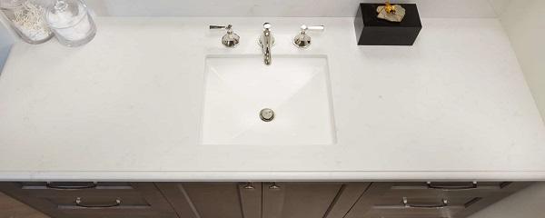 浴室台面实例3